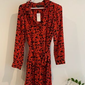Banana Republic New with tags long sleeved dress